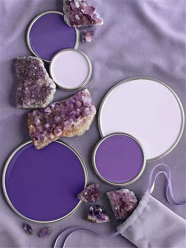 PURPLE REIGN: 2018 Colour of the Year