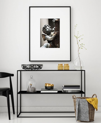 minimal sleek black interiors vavoom black on black trend