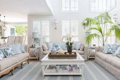 Hamptons Style How To Decorate In An Aussie Hampton S