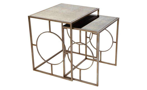 Athenaeum Nest Of Tables--VAVOOM