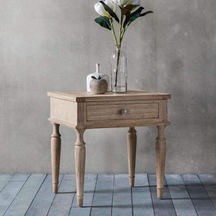 Accent Tables Chiara 1 Drawer Side Table