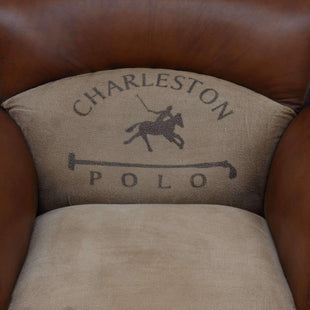 Arm Chairs, Recliners & Sleeper Chairs Charleston Polo Vintage Arm Chair