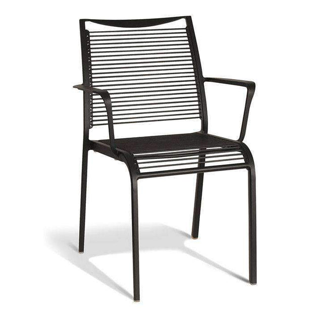 Arm Chairs, Recliners & Sleeper Chairs Wesson Indoor Outdoor Armchair Black
