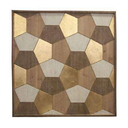 Artwork Honeycomb Wall Art