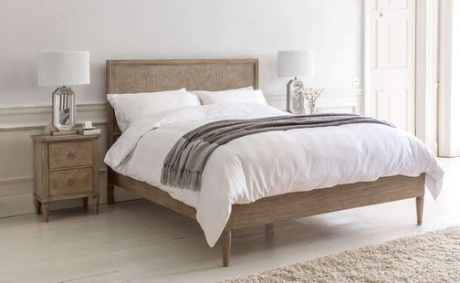 Beds & Bed Frames Chiara 5' Bed Australian Size - Queen