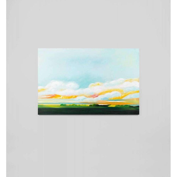 Clearance Of Open Field 1 Abstract Oil Painting--VAVOOM