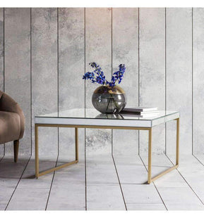 Coffee Tables Levante Coffee Table Champagne