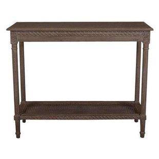Console Tables Polo Console Table - Oak Wash - 110