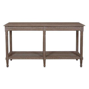 Console Tables Polo Console Table - Oak Wash