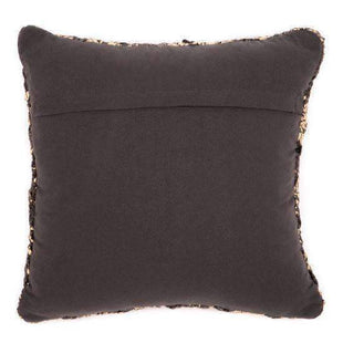 Cushions Gold Foil / Dark Grey Cushion - Glamour