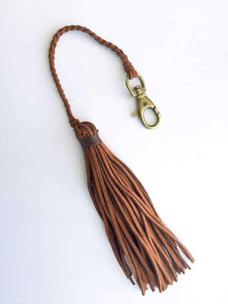 Decorative Accessories Fringe Tassel 32CM Brown