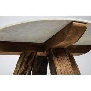 Cape Cod Recycled Timber Dining Table--VAVOOM
