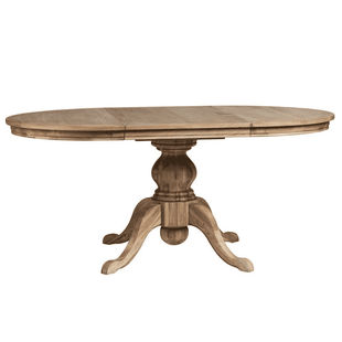 Dining Tables Sass Extension Round Dining Table - Oak