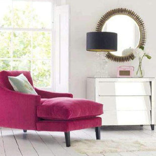 Furniture Patricia Mirror 3 Drawer Chest