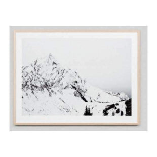 Homewares Framed Print - Alps