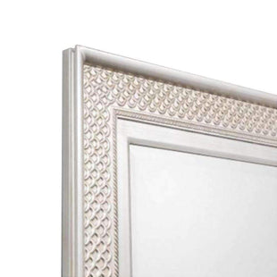 Homewares Mirror - Ariel Silver - 180