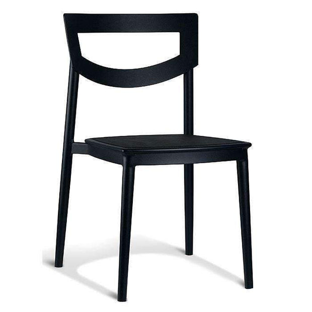 Axton Dining Chair Black--VAVOOM