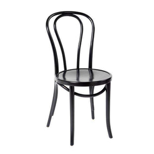 Kitchen & Dining Room Chairs Original Genuine Bentwood Dining Chair - Black