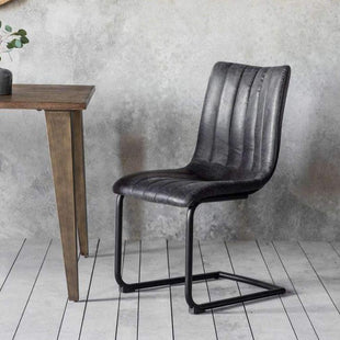 Kitchen & Dining Room Chairs Porteridge Grey Dining Chair Set Of 2