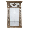 Mirrors Designer Wall Mirror With Gold Surrounds