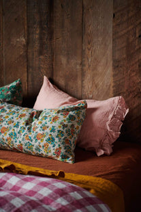 Pillowcases & Shams Florence Floral Standard Pillowcase Set
