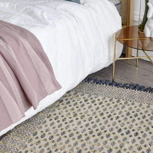 Aquarius Rug - Grey--VAVOOM