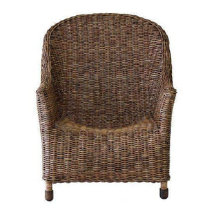 Shop By Room Plantation Rattan Armchair
