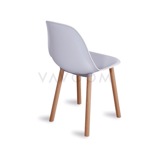 Shop By Style Hudson Dining Chair White