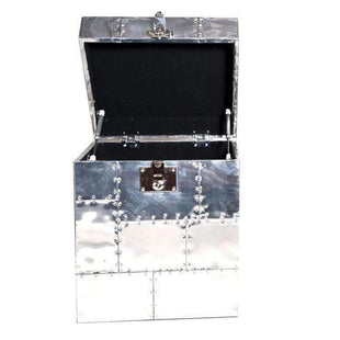 Aviator Trunk Side Table--VAVOOM