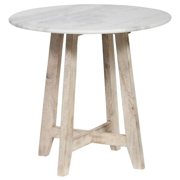 Side Tables Irving Side Table - Marble