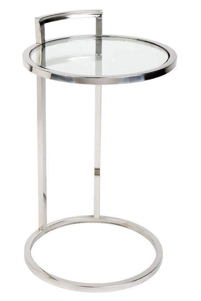 Side Tables Max Side Table Chrome