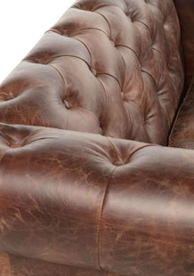 Sofas Earl 3 Seat Chesterfield Sofa