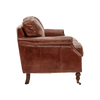 Sofas Winthrope 3 Seat Leather Sofa