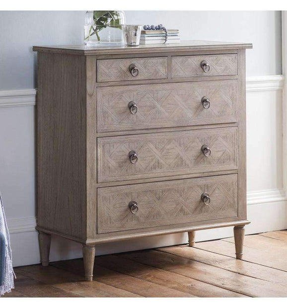 Storage Chests Chiara 5 Drawer Chest