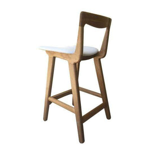 Table & Bar Stools Scandic Oak Frame Stool