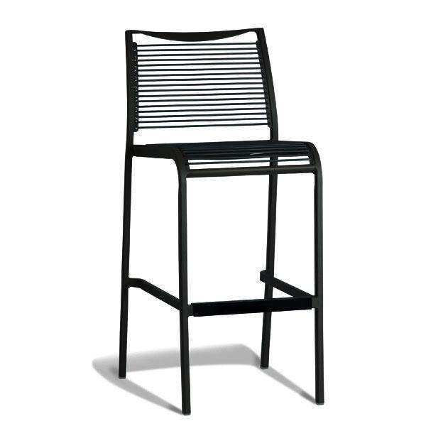 Table & Bar Stools Wesson Indoor Outdoor Stool 750MM Black