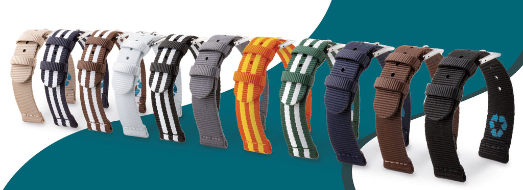 Eco-friendly watch strap: our alternatives to animal leather