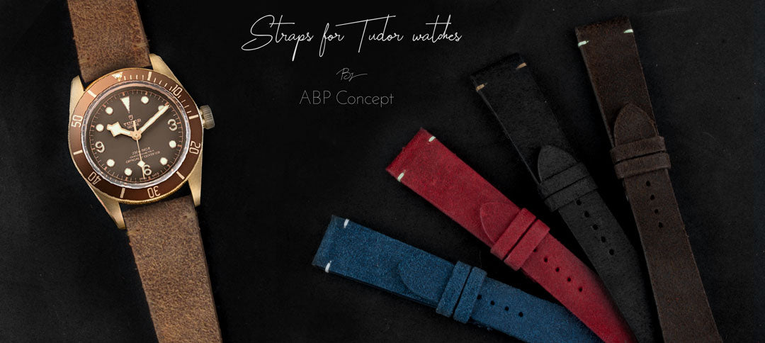 Watch bands and leather watch straps for Tudor Watches
