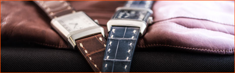 Watch bands and leather watch straps for Jaeger Lecoultre Watches