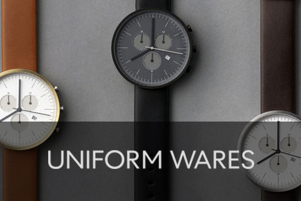 Uniform Wares Watches Montres