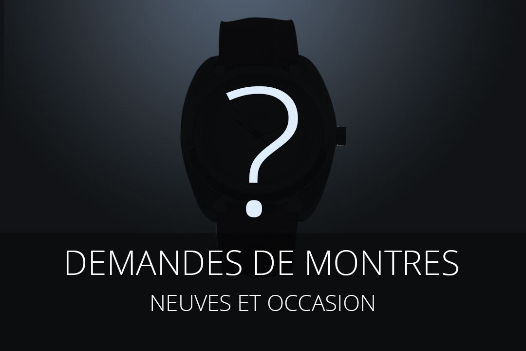 Neuf Occasion Watches Montres New Second Hand Grandes Marques Luxury