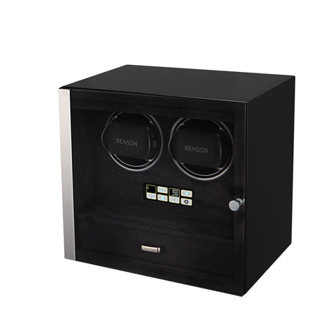 Benson Smart-Tech II Watchwinder 2.18.B - 2 montres