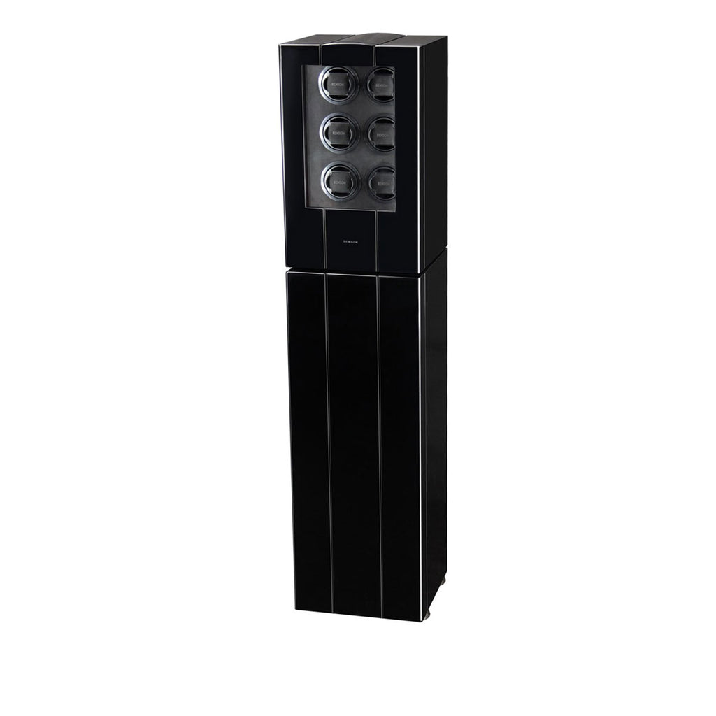 Benson Black Series Tower 6.17 - Watchwinder 6 montres