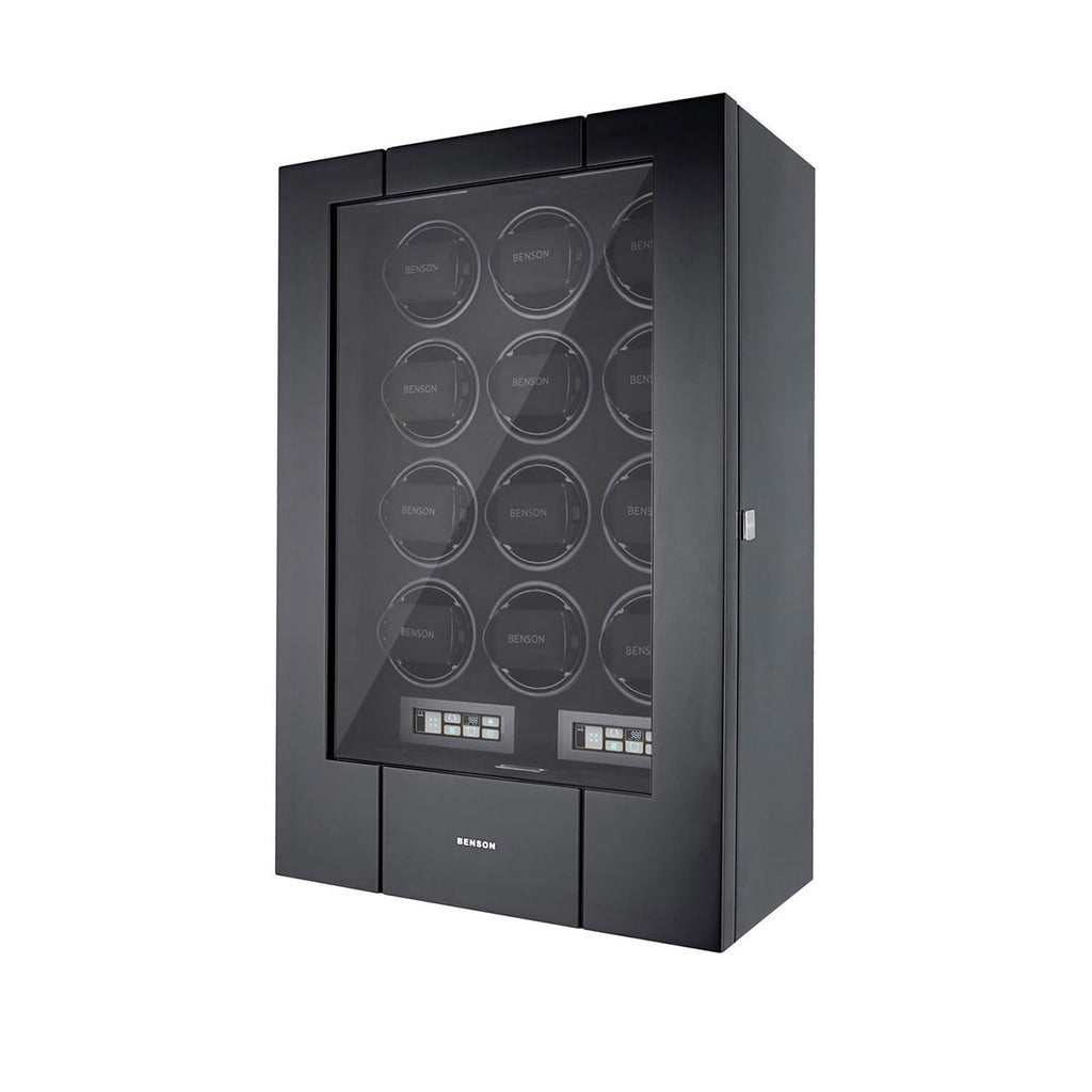 Benson Black Series Pro 12.19 - Watch winder 12 montres