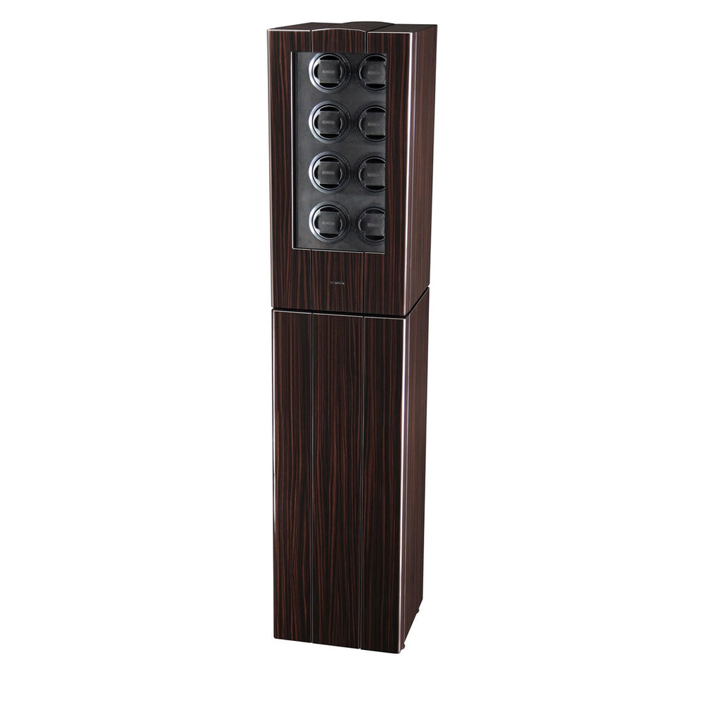 Benson Black Series Tower 8.16.MA - Watchwinder 8 montres