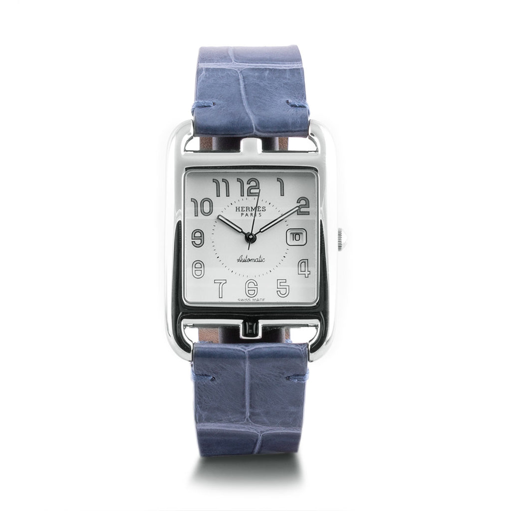 Hermès - Cape Cod - 2200€ - watch band leather strap - ABP Concept -