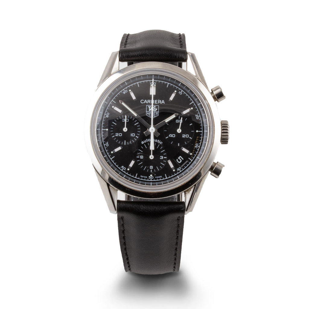 Montre d'occasion - Tag Heuer Carrera - 2100€