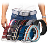 Ceinture NATOBELT  - Bracelet NATO assorti optionnel - Nylon / tissu