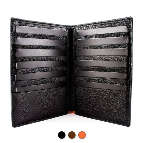 wallet porte feuille leather cuir magellan