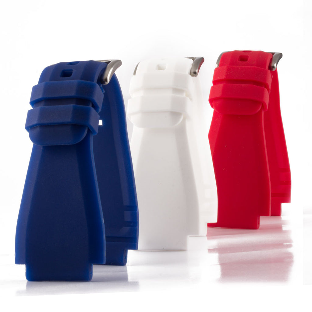 Republic pack : 3 straps - Blue - White - Red